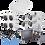 Thumbnail: Kit 8 Cámaras 720p CCTV
