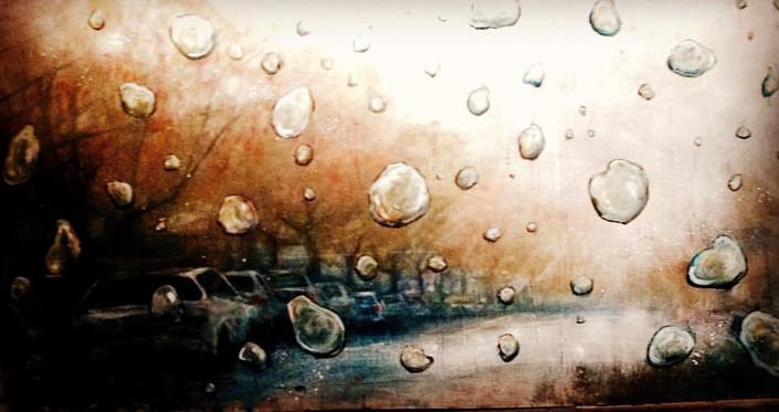 crimea street raining