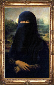 the burka lisa