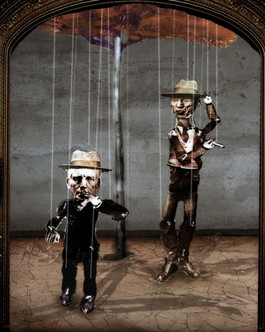 samuel beckett puppet theatree
