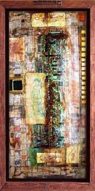 curcuit board of a solipsist