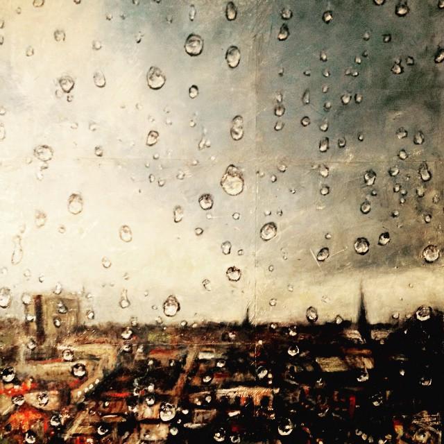 richmond hill raining