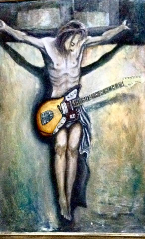 fender christ