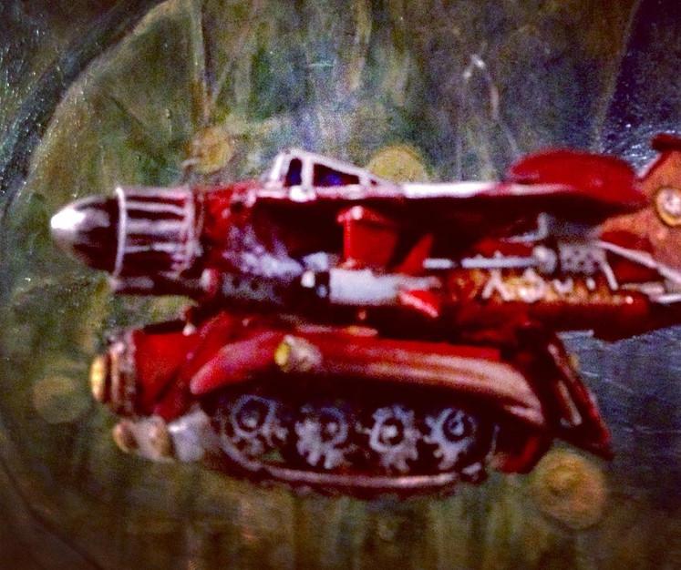 tank plane