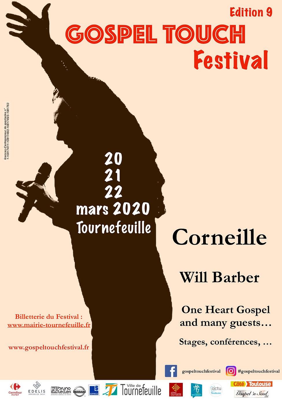 Dossier de presse Festival Gospel Touch