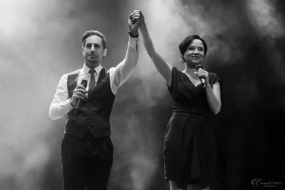Loïc Geffray & Sandrine Garcia
