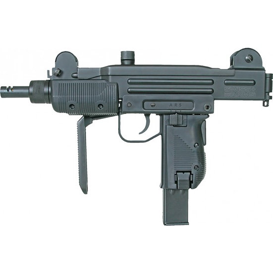 KWC UZI Airsoft CO2 GBB SMG