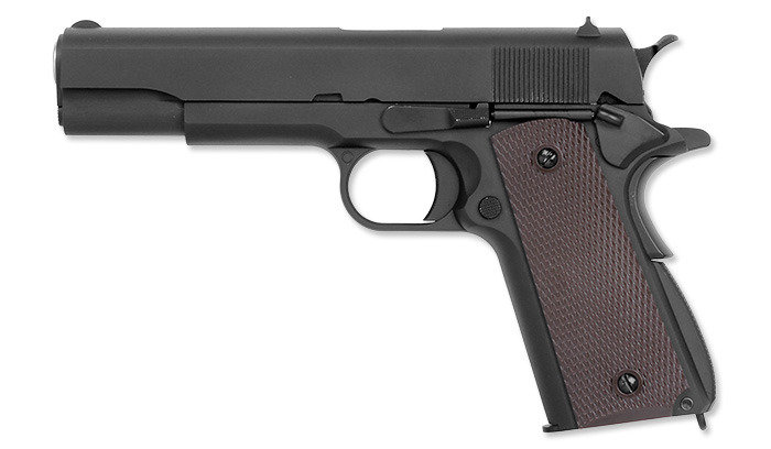 Upgraded WE-Tech M1911A1 Airsoft GBB Pistol (2020 Ver)