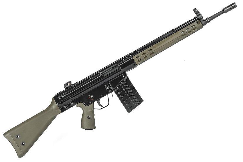 VFC/Umarex HK G3A3 GBBR Airsoft Rifle