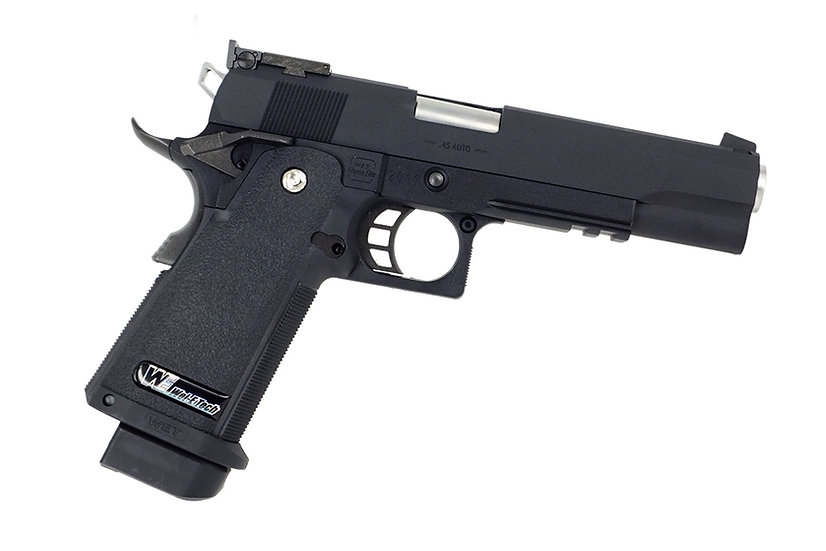 Upgraded WE-Tech Hi Capa 5.1 R Airsoft Pistol