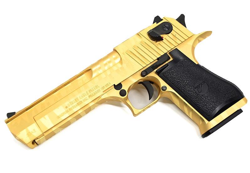 Cybergun Desert Eagle Tiger Stripe Airsoft GBB Pistol