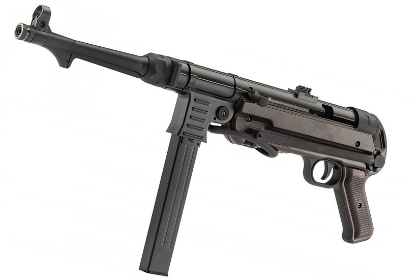 Upgraded SRC MP40 ( EBB fuction disabled) Airsoft SMG