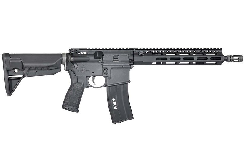 """Upgraded VFC BCM CQB 11.5"""" MCMR GBB Airsoft Rifle"""