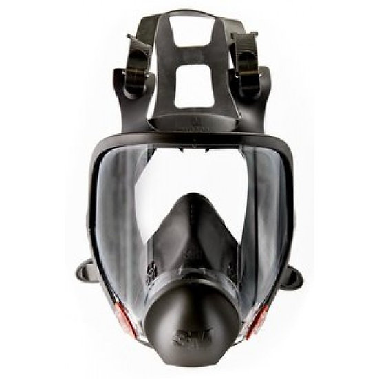 3M 6800 Full Face Gas Mask Set