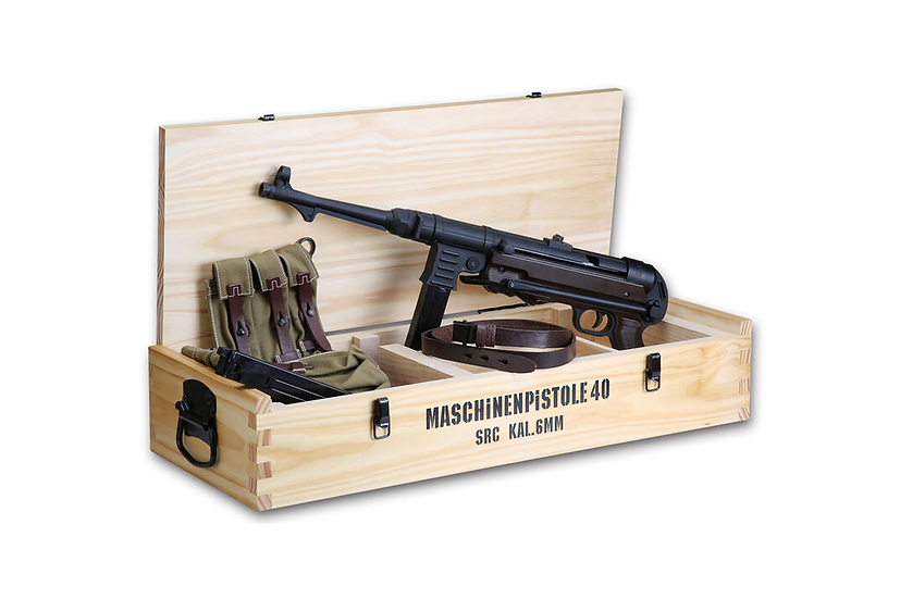 SRC MP40 GBB Deluxe Pack