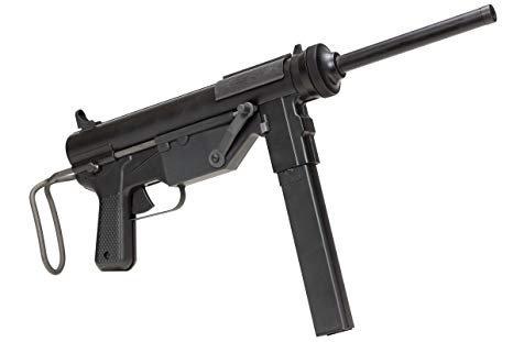 Upgraded ICS M3 Grease Gun Airsoft AEG SMG