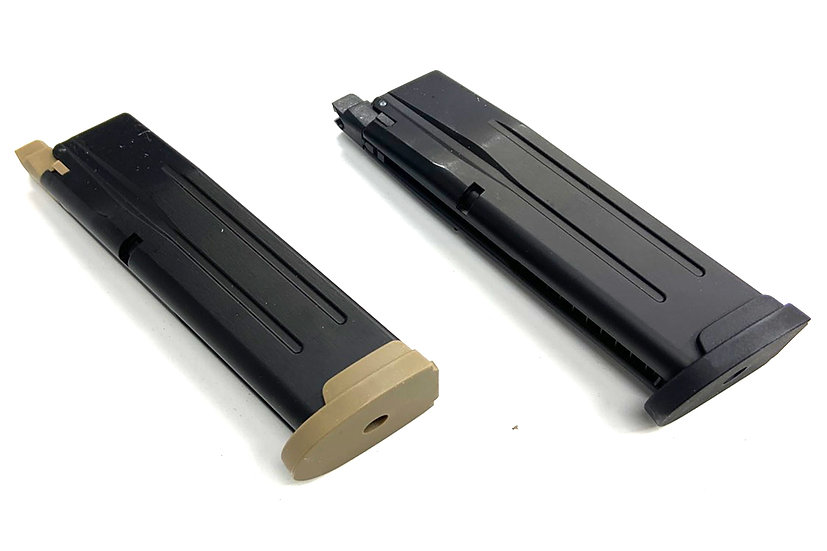 20 rds Gas Magazine for A.E.G P320 F18 GBB Pistol Airsoft