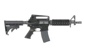 WE-Tech M4 CQB GBB Airsoft Rifle
