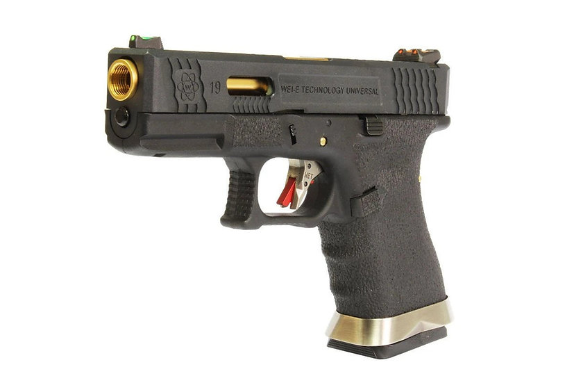 WE-Tech G19 T1 The Force GBB Airsoft Pistol