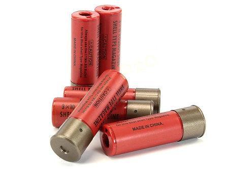 30rds Shotgun shells for Marui / Golden Eagle / Cyma (pack of 6)