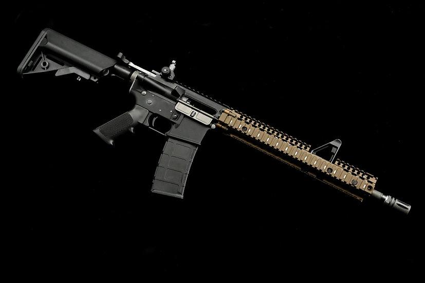 Anubis-Custom FSP Block2 GBB Airsoft Rifle (Daniel Defense licensed)