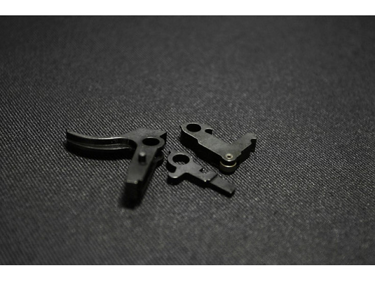 RA-TECH STEEL CNC TRIGGER SET (FOR WE M4 GBB )