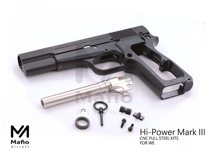 MAFIO Hi-power MK3 Steel kit for WE
