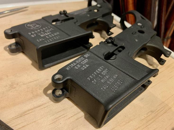 Laser Engrave Service