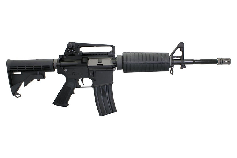 Upgraded WE M4A1 Full Metal Airsoft AEG Rifle