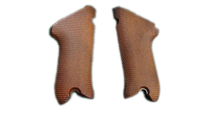 WE P08 Pistol Imitation Wood Grip