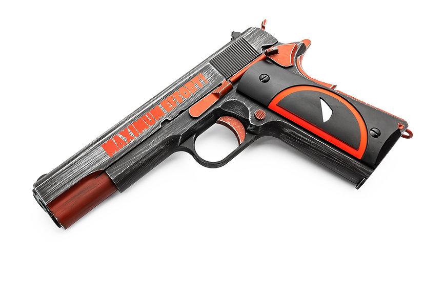 Upgraded AW Custom 1911 NE2201 Airsoft Pistol