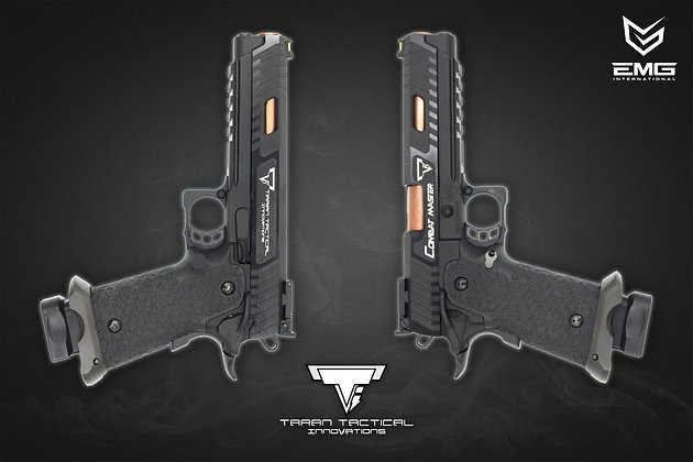 EMG STI Licensed TTI 2011 Pistol-SFC Upgraded