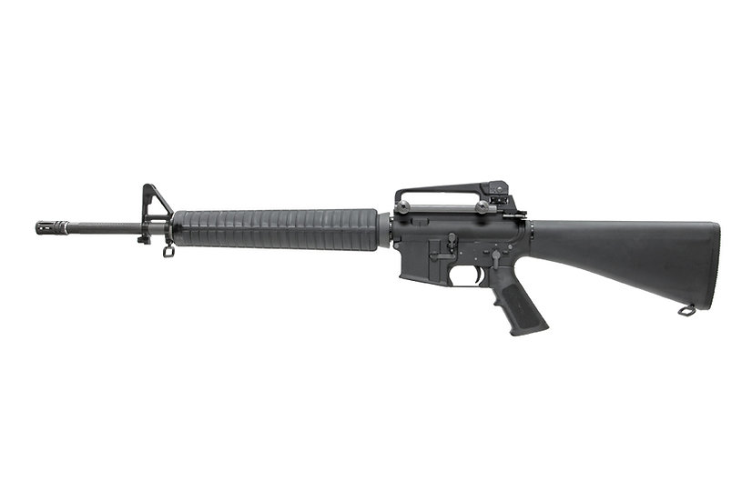 Upgraded WE-Tech M16A3 GBBR Airsoft Rilfe
