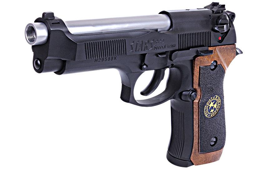 WE-Tech Samurai Edge Biohazard M9 Airsoft GBB Pistol