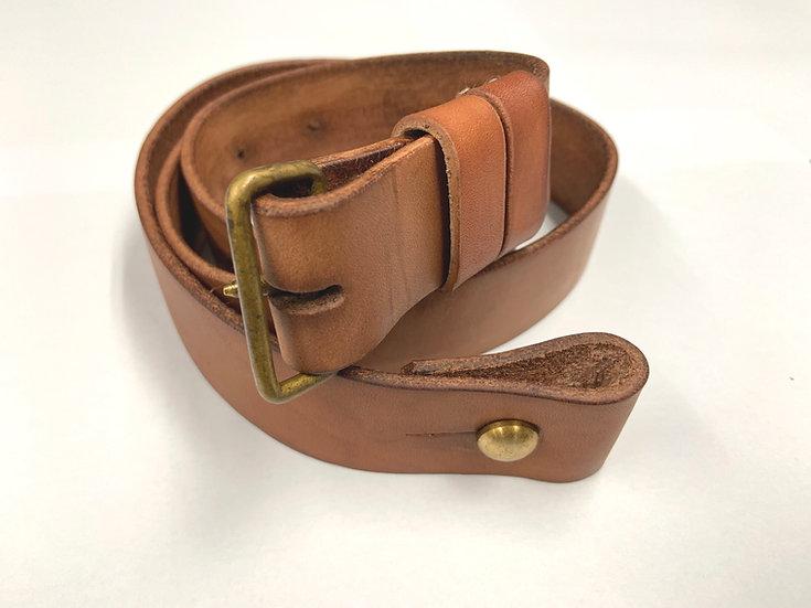 Type38 Arisaka rifle leather sling