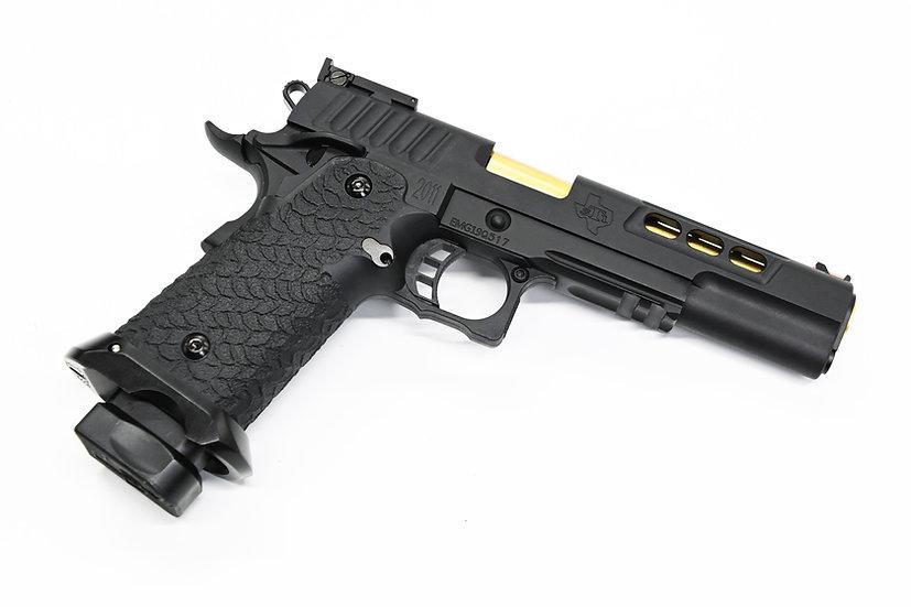 EMG x STI DVC 3-Gun 2011 Airsoft Pistol (Upgraded)