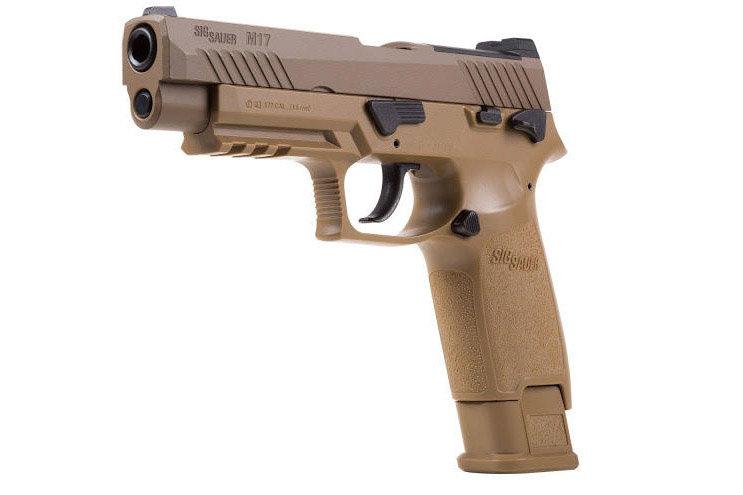 SIG Sauer Proforce P320 M17 MHS Airsoft GBB Pistol