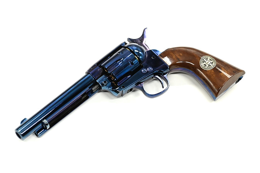 Umarex COLT SAA.45 CO2 Airsoft Revolver Blued