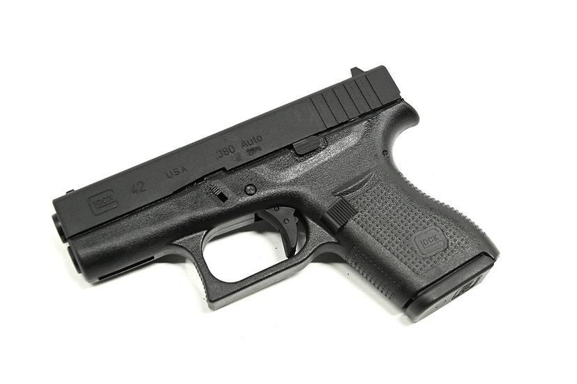 UMAREX Glock 42 Airsoft GBB Pistol (2021 2-Mag Pack)