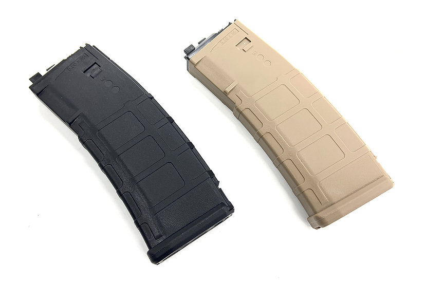 30 rds Plastic Magazine for WE ACR M4 GBB Series