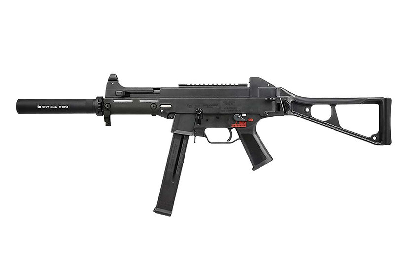 Umarex UMP45 Airsoft SMG DX Version by VFC