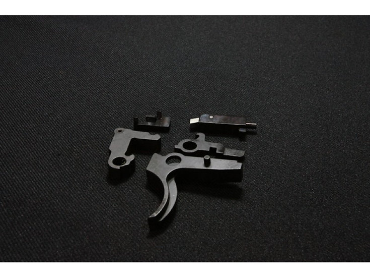 RA-TECH STEEL CNC TRIGGER ASSEMBLY (FOR WE M4 GBB )