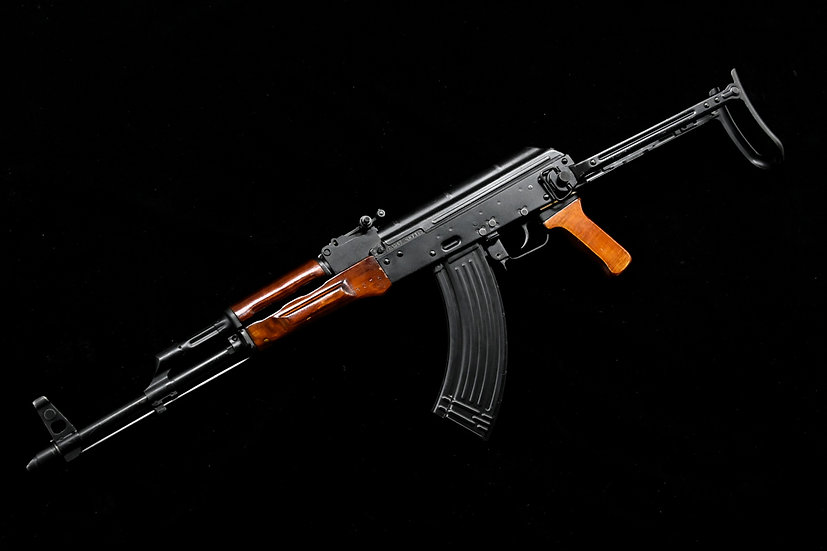 """The """"95%-Real"""" AKMNS GBB Airsoft Rifle"""