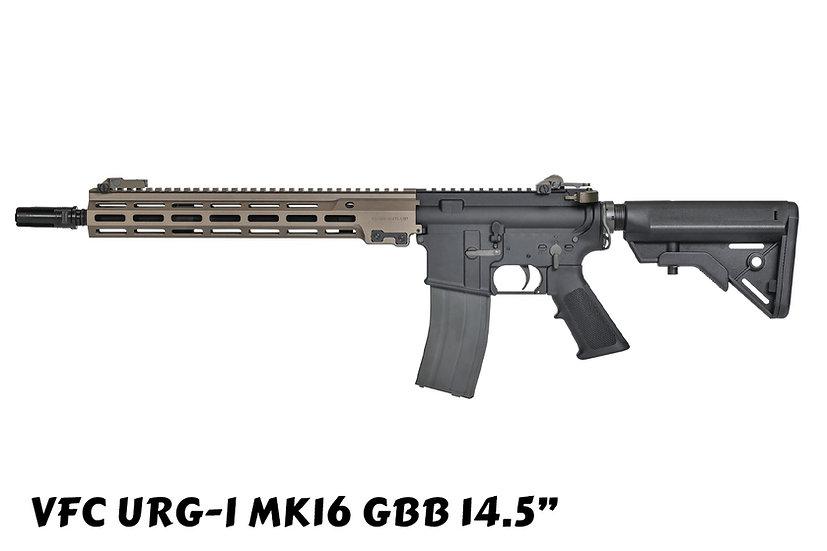Upgraded VFC URG-I MK16 GBB V2 Airsoft Rifle Series