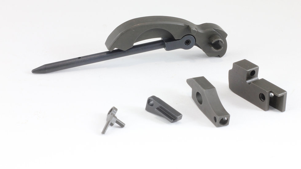 Zpart Steel Trigger Group for Umarex/WE-Tech G3A3