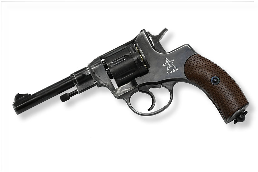 WG M1895 Nagant Airsoft CO2 Revolver (6MM )