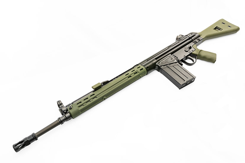 Upgraded Umarex/WE-Tech G3A3 Airsoft Rifle