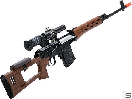 WE SVD Gas Blowback Sniper Rifle ( Silo Spec )