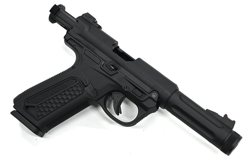 Upgraded Action Army AAPO1 ASSASSIN SPEC Airsoft Pistol