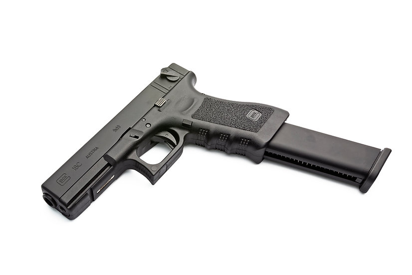 Umarex Glock18C Gen3 Airsoft Pistol (Official Licensed)